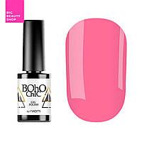 Гель-лак для ногтей Naomi Boho Chic №BC025 Плотный розовый (эмаль) 6 мл