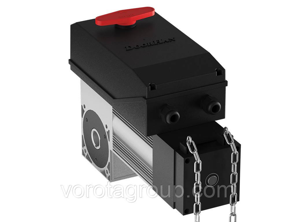 Автоматика для секційних воріт промислового типу shaft-60 IP65 kit