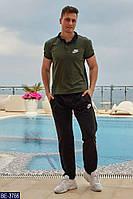 Спортивный костюм мужской летний футболка и штаны размеры 48 50 52 54 Новинка есть цвета