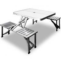 Стол трансформер Folding Table туристический складной раскладной для пикника и активного отдыха
