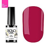 Гель-лак для ногтей Naomi Boho Chic №BC066 Плотный винный (эмаль) 6 мл