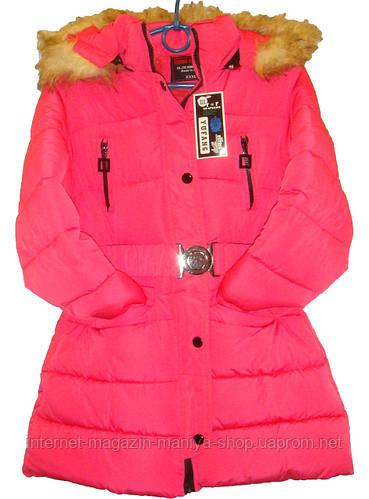Женская куртка зима подросток