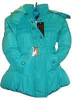 Детская куртка зима для девочки