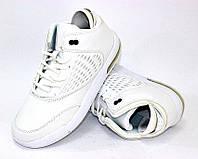 Белые мужские, кроссовки осенние