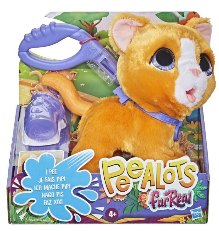Игрушка furreal friends Озорной питомец большой котенок (E8949 FRR PEEALOTS BIG WAGS CAT)