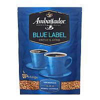 Кава розчинна Ambassador Blue Label пакет 120г