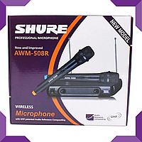 Микрофон DM SH 508R Shure|Радиосистема