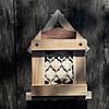 Ключница настенная деревянная на 4 ключа, фото 2