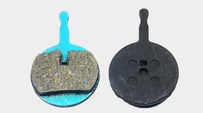 Тормозные колодки дисковые Sheng-An Avid BB5 BP-015
