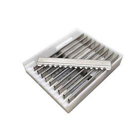 Лезвия филировочные для бритв SWAY, картридж 10 шт.