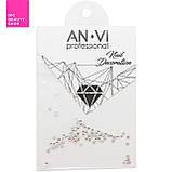 """Стразы для дизайна ногтей Swarovski ANVI Professional """"Crystal Pixie"""" №SS05, 100 шт, фото 2"""