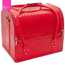 Кейс (сумка) для инструмента красная