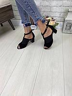 Женские босоножки на каблуках