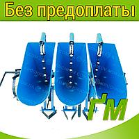 Чеснокосажалка 3-х рядная ЧС3