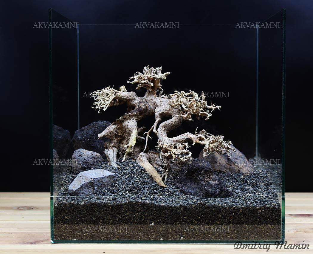 Камни для нано-аквариума N197