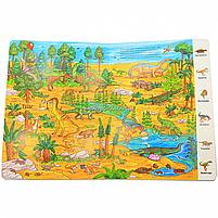 Книга для детей Ранок - «Мій великий віммельбух. Динозаври», укр. яз, стр 16, 2+ (Л901213У), фото 2