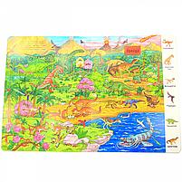Книга для детей Ранок - «Мій великий віммельбух. Динозаври», укр. яз, стр 16, 2+ (Л901213У), фото 4
