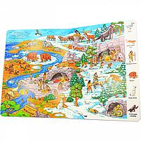 Книга для детей Ранок - «Мій великий віммельбух. Динозаври», укр. яз, стр 16, 2+ (Л901213У), фото 5