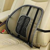 Ортопедическая подушка под спину в машину, фото 3