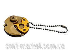 Портативный складной нож в виде монеты для дикого выживания, фото 3