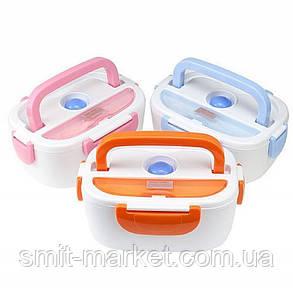ЛАНЧ БОКС с подогревом Lunchbox YY-3166, фото 2