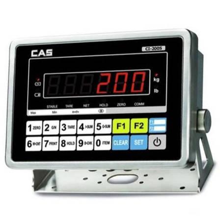 Весовые индикаторы CAS CI-200S, фото 2