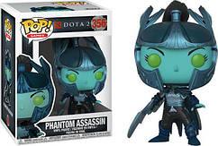 Фигурка Funko Pop Dota 2 Phantom Assasin Дота 2 Призрачный убийца 10 см D PA 356