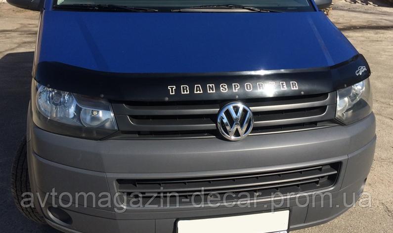 """Мухобойка VW T5 03-09 """"VIP"""" VW20"""