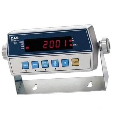 Весовой индикатор CAS CI-2001A, фото 2