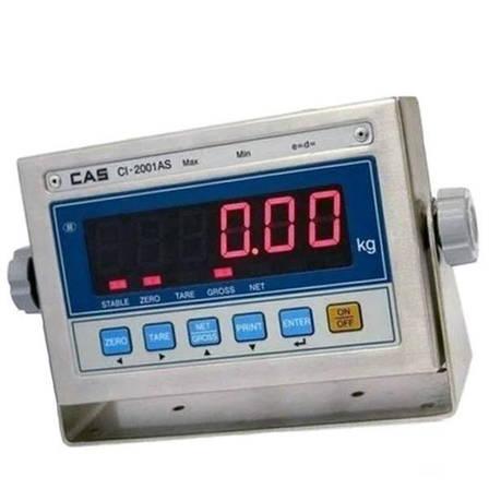 Весовой индикатор CAS CI-2001AS, фото 2