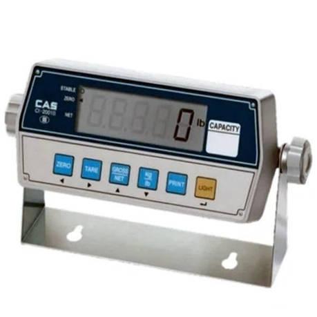 Весовые индикаторы CAS CI-2001B, фото 2