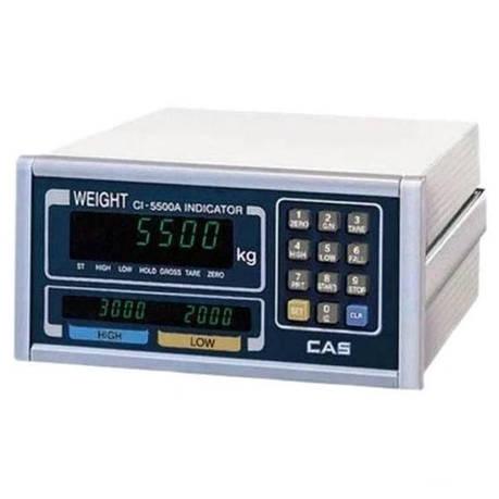 Весовой индикатор CAS CI-5500A, фото 2
