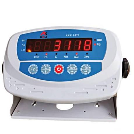 Весовой индикатор Keli ХК3118Т1-D, фото 2