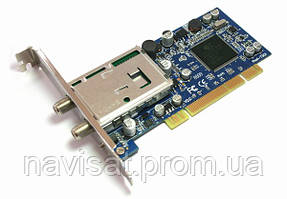 Карта Prof Revolution DVB-S2 7301 PCI