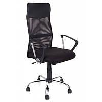 Офисное кресло на колесиках Prestige компьютерное кресло для дома и офиса оббивка ткань с нагрузкой до 130 кг