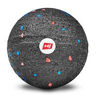 Массажный мяч EPP 80 мм HS-P080MB для расслабления и восстановления мышц