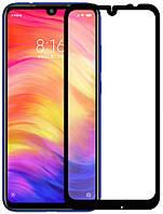 Защитное стекло TOTO 9D Ceramics Pmma Glass Xiaomi Redmi Note 7/Note 7 Pro/Note 7S Black #I/S