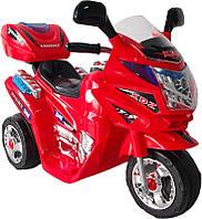 Мотоцикл на радиоуправлении Motorcycle M1951 Red #I/S