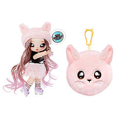 Кукла Кэтрин Вискерс Na! Na! Na! Surprise S1 W2 2-in-1 Fashion Doll & Pom Purse Series 2 Katherine Whiskers