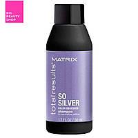 Шампунь с протеинами для объема волос Matrix Total Results High Amplify 50 мл