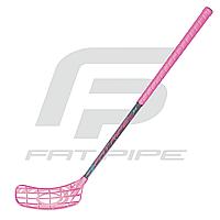 Флорбольная клюшка дитяча Fat Pipe VENOM 34 рожева лезо SPOOKY