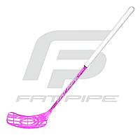 Флорбольна клюшка дитяча Fat Pipe VENOM 33 рожева лезо JAI-ALAI