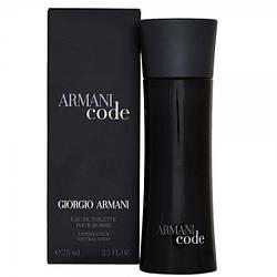 Giorgio Armani Code Pour Homme 100 мл Туалетная вода (Георгио Джорджио Армани Код) Мужской Парфюм Аромат Духи