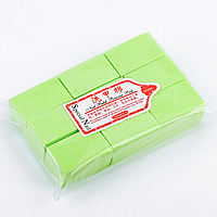 Безворсовые салфетки (зеленые) Wipe-off, 1 000 шт