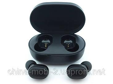 Xiaomi Redmi AirDots копія, бездротові навушники - гарнітура з кейсом