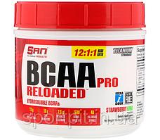 BCAA Reloaded - 456g - SAN