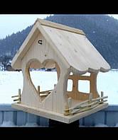 Годівниця - Кормушка для птахів Сердечко