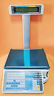 Весы с печатью этикетки Digi SM 300P бу, фото 1
