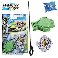 Бейблейд Луинор 4 Hasbro Beyblade Turbo Slingshock Luinor L4 E4730