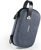 Органайзер Ugreen Travel Case Gadget Bag портативный органайзер для электронных аксессуаров (LP128)